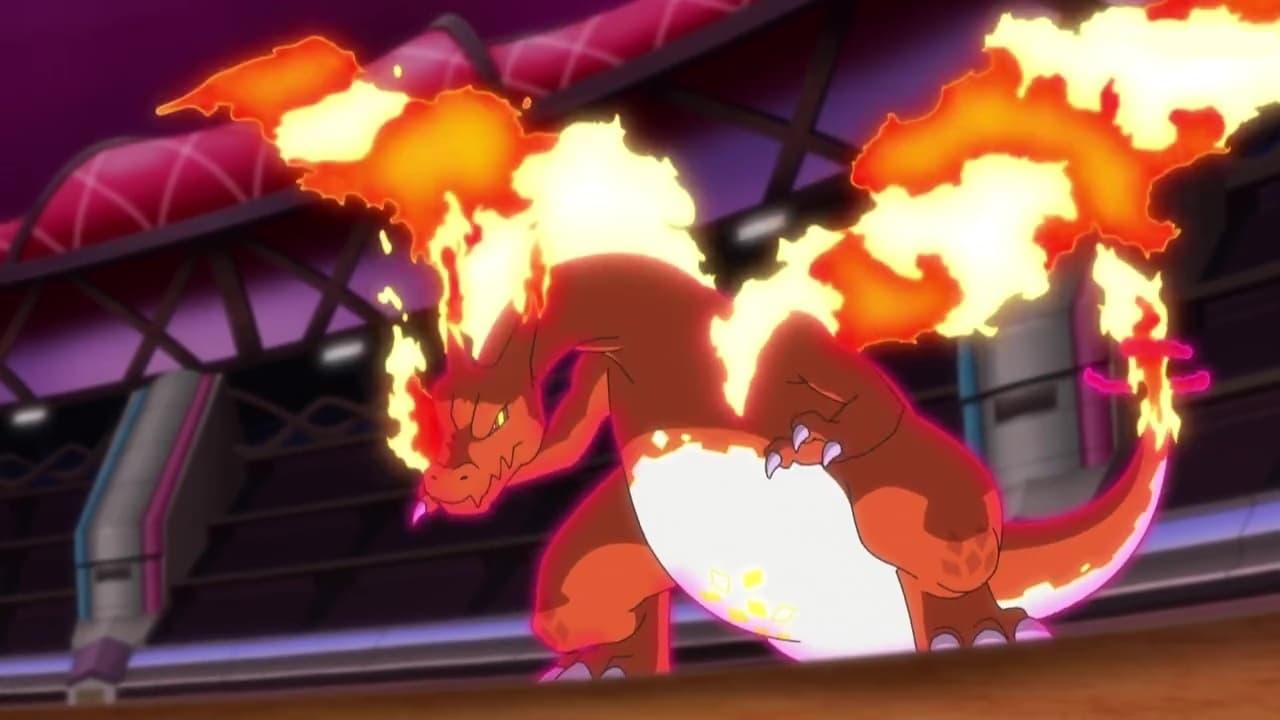 Pokémon Season 23 :Episode 13  The Climb to Be the Very Best!