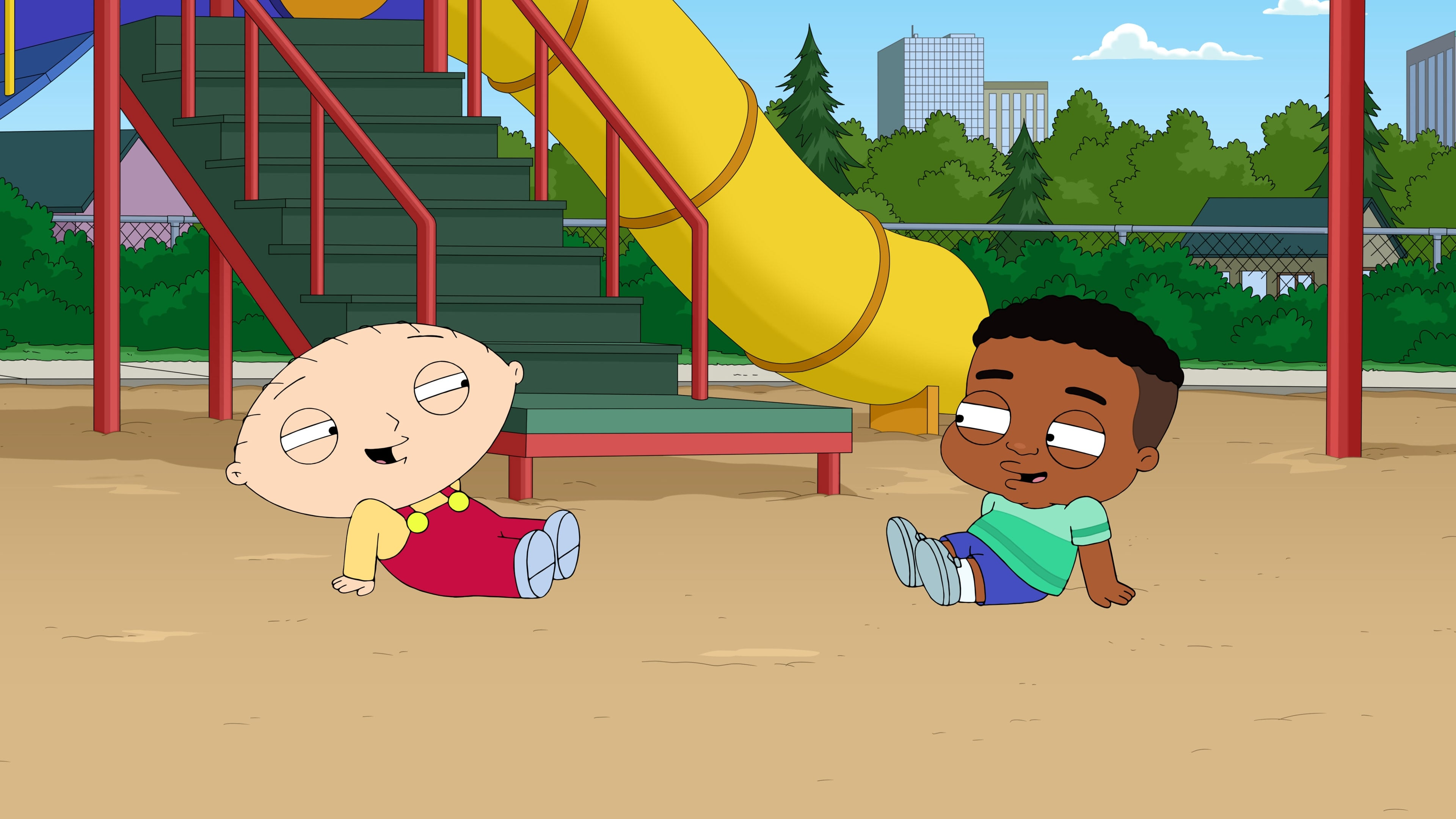 Family Guy Season 17 :Episode 3  Pal Stewie