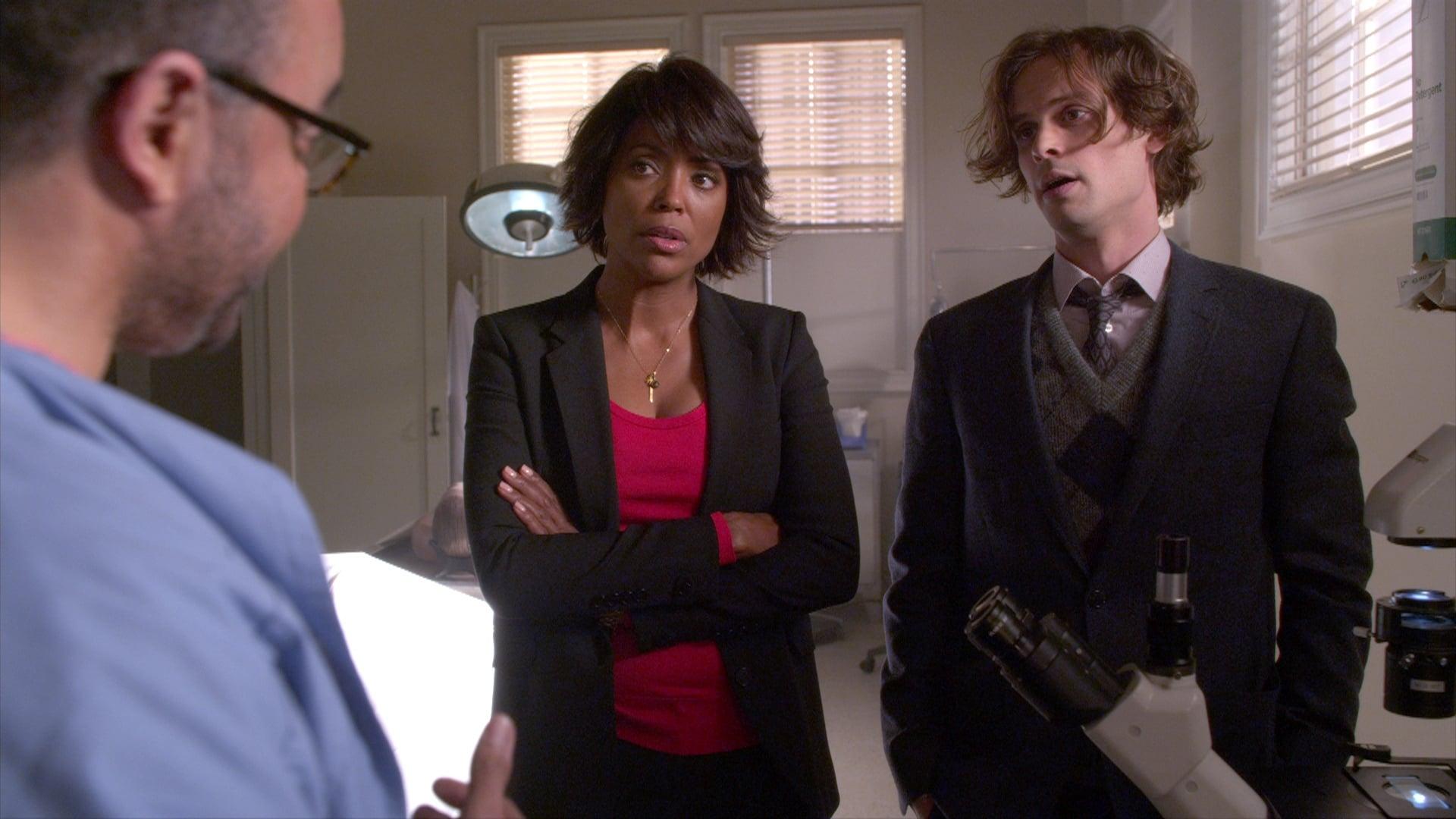 Criminal Minds Season 11 :Episode 17  The Sandman