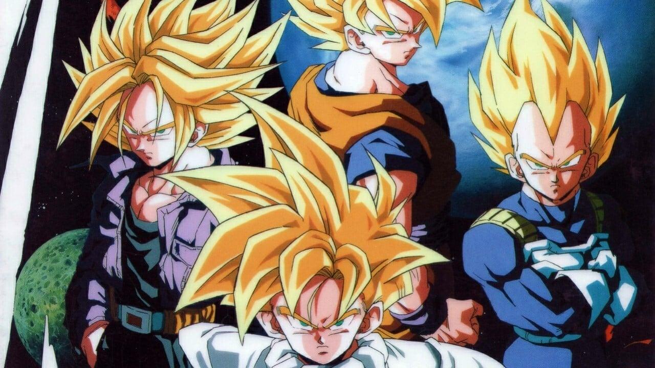 Dragon Ball Z Majin Buu Saga