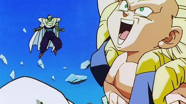 Dragon Ball Z Kai Season 6 :Episode 7  In High Spirits! Buu-Buu Volleyball!