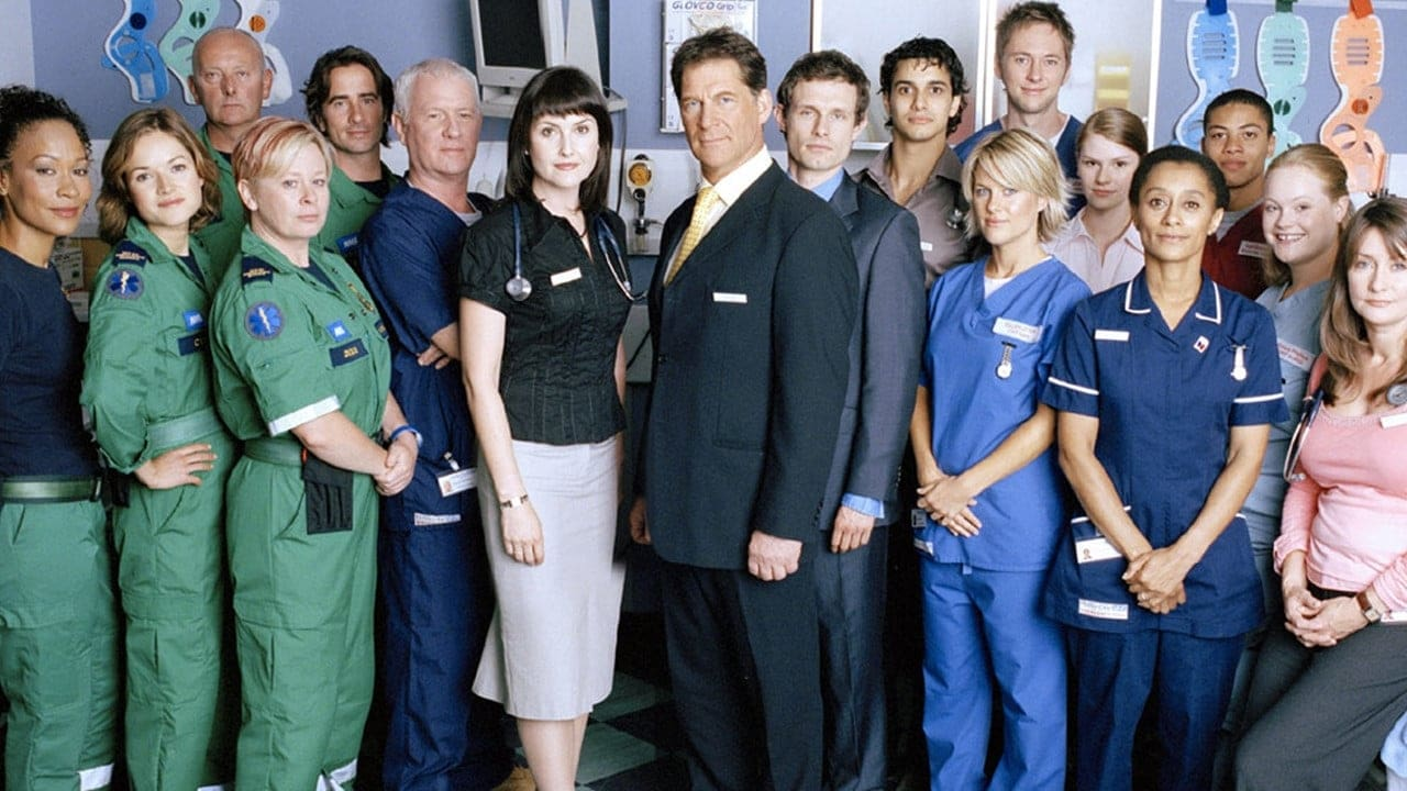 Casualty - Season 17 Episode 19 : Sins of the Father
