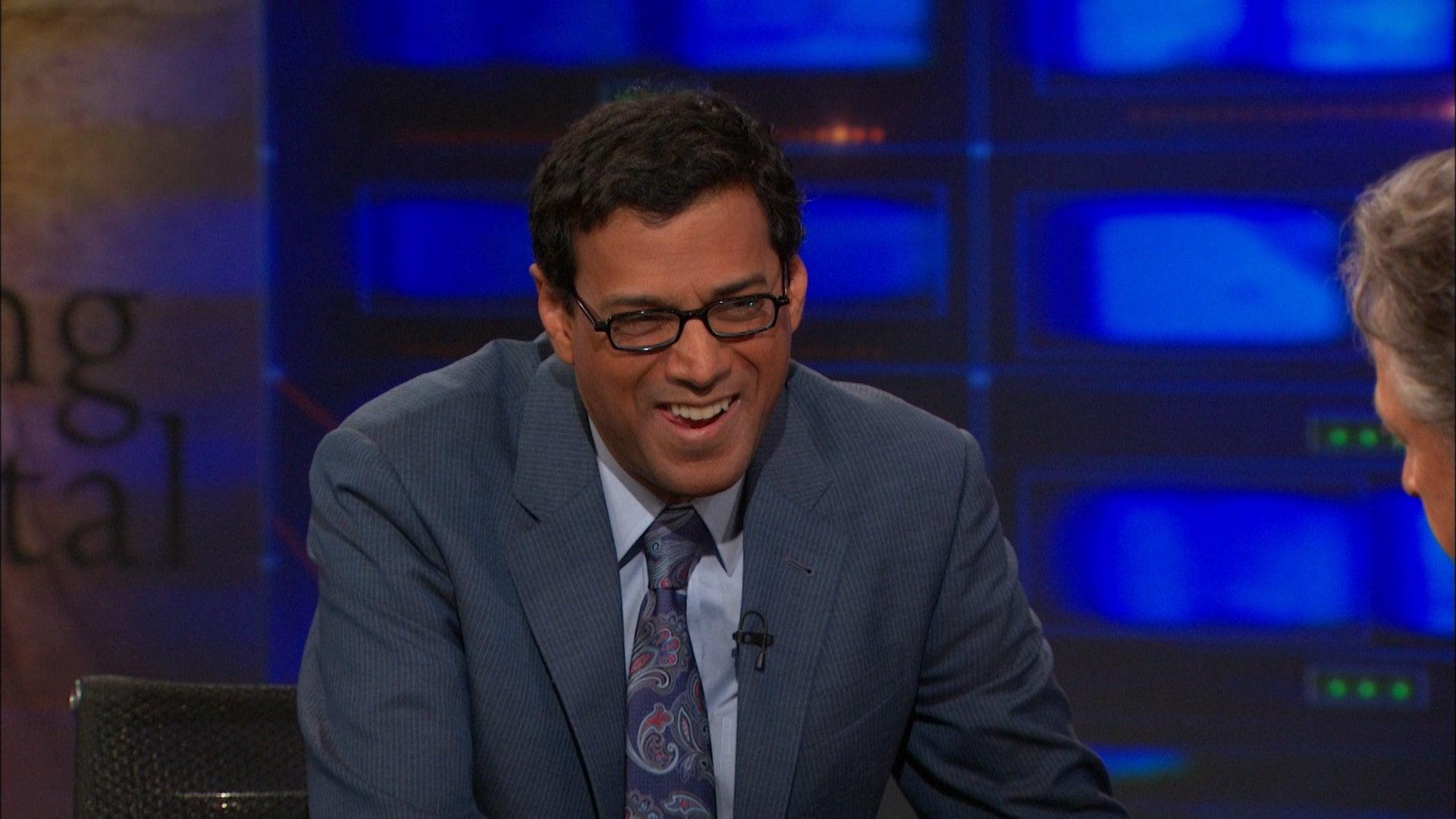 The Daily Show with Trevor Noah Season 20 :Episode 5  Atul Gawande