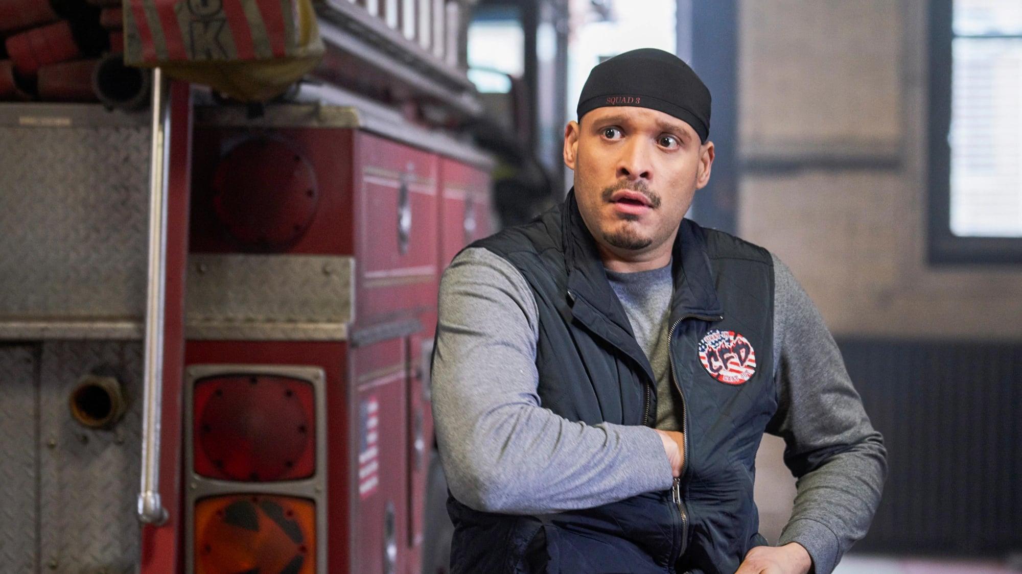 Chicago Fire Season 7 :Episode 15  Der Augenzeuge