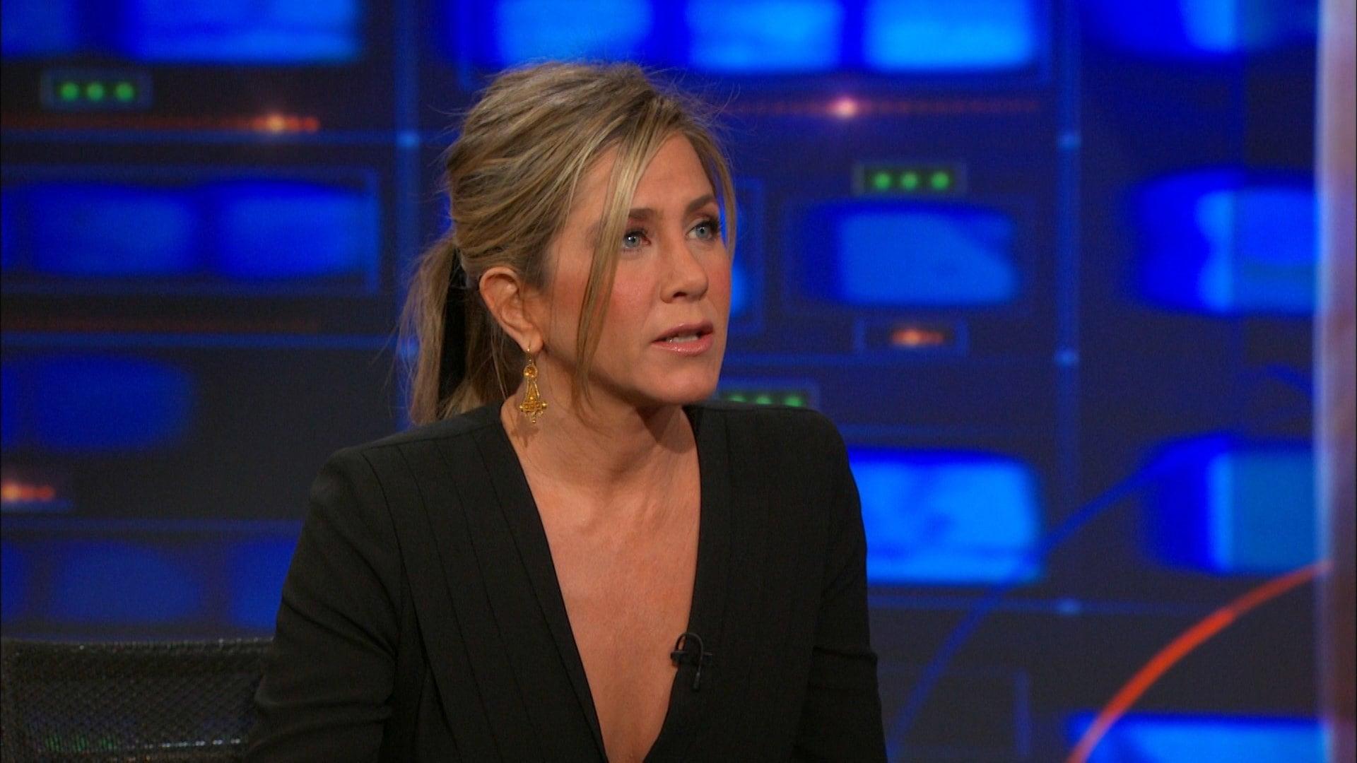 The Daily Show with Trevor Noah Season 20 :Episode 52  Jennifer Aniston