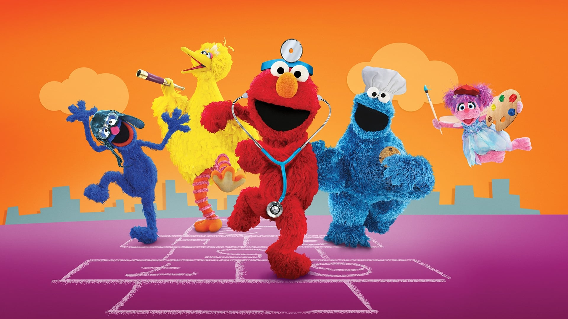 Sesame Street - Season 12
