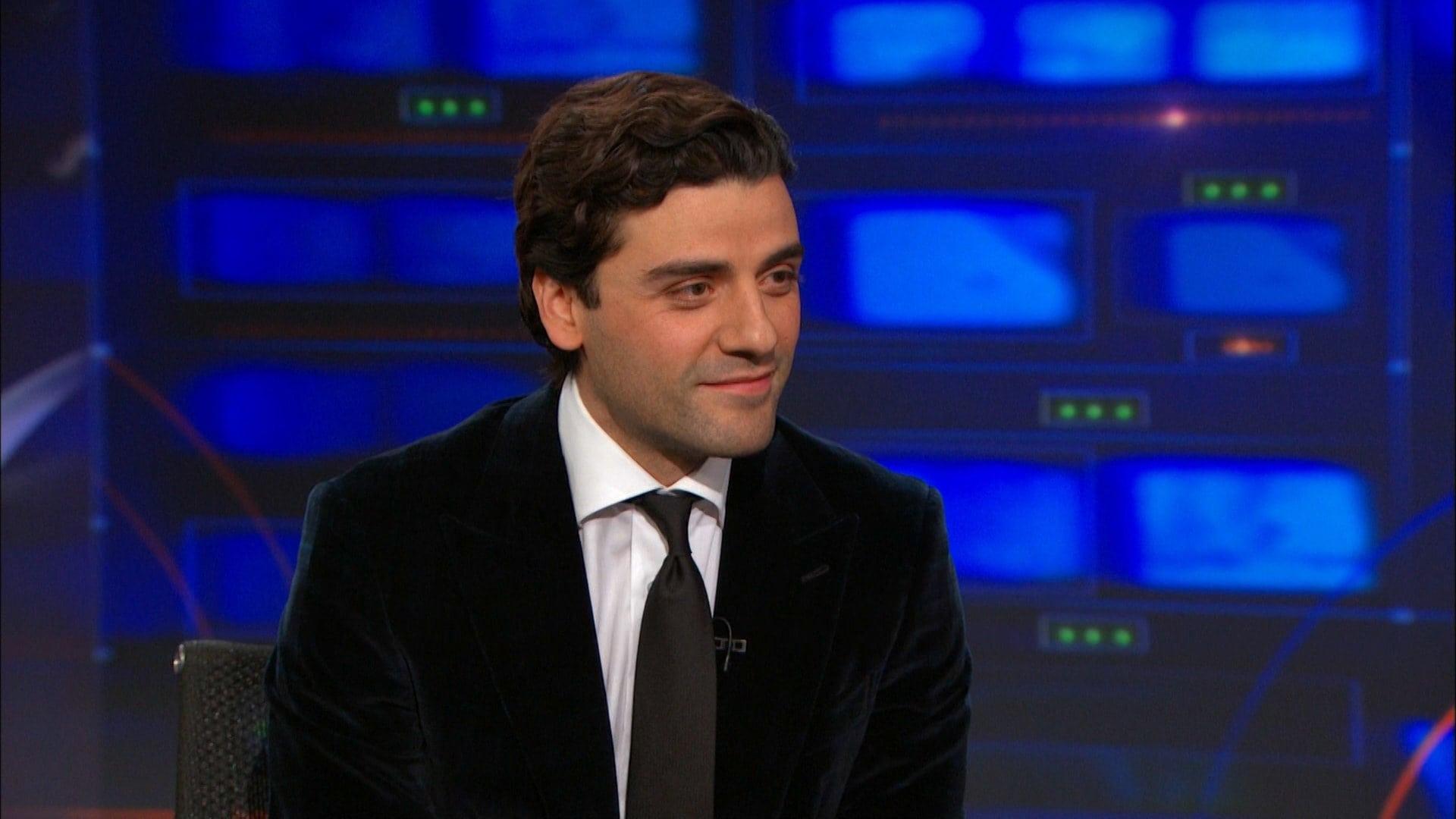The Daily Show with Trevor Noah Season 20 :Episode 55  Oscar Isaac