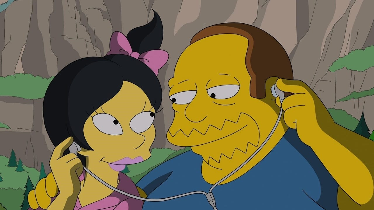 The Simpsons Season 25 :Episode 10  Married to the Blob
