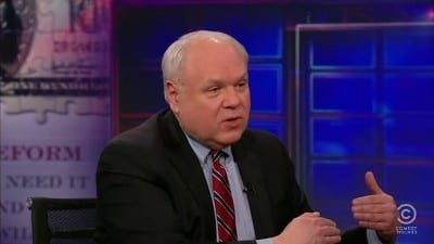 The Daily Show with Trevor Noah Season 17 :Episode 62  Bruce Bartlett