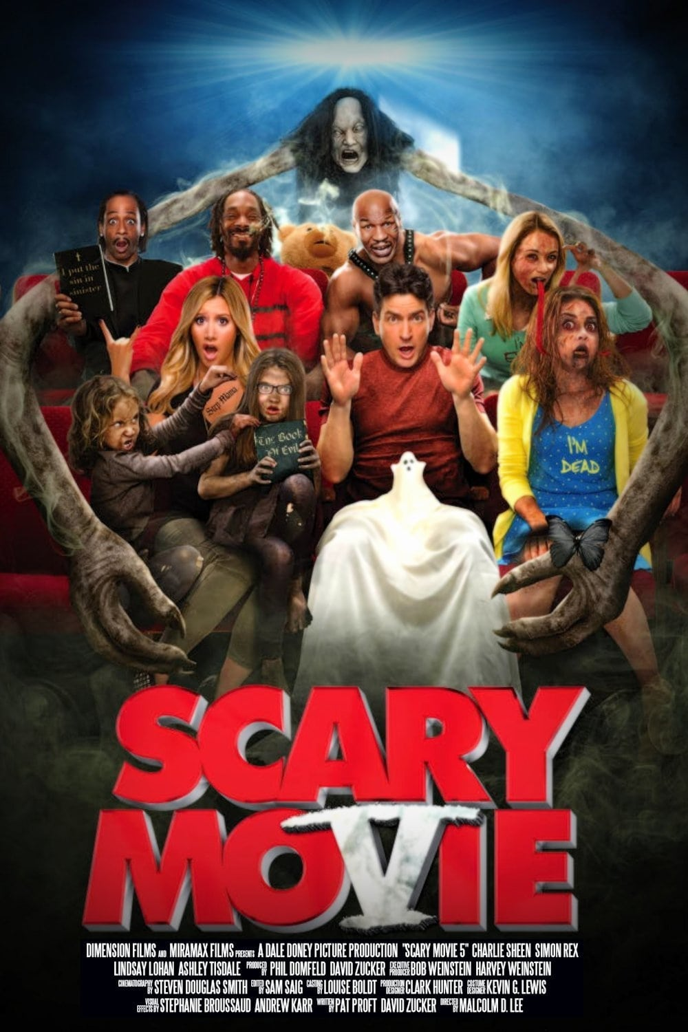 free download scary movie 3