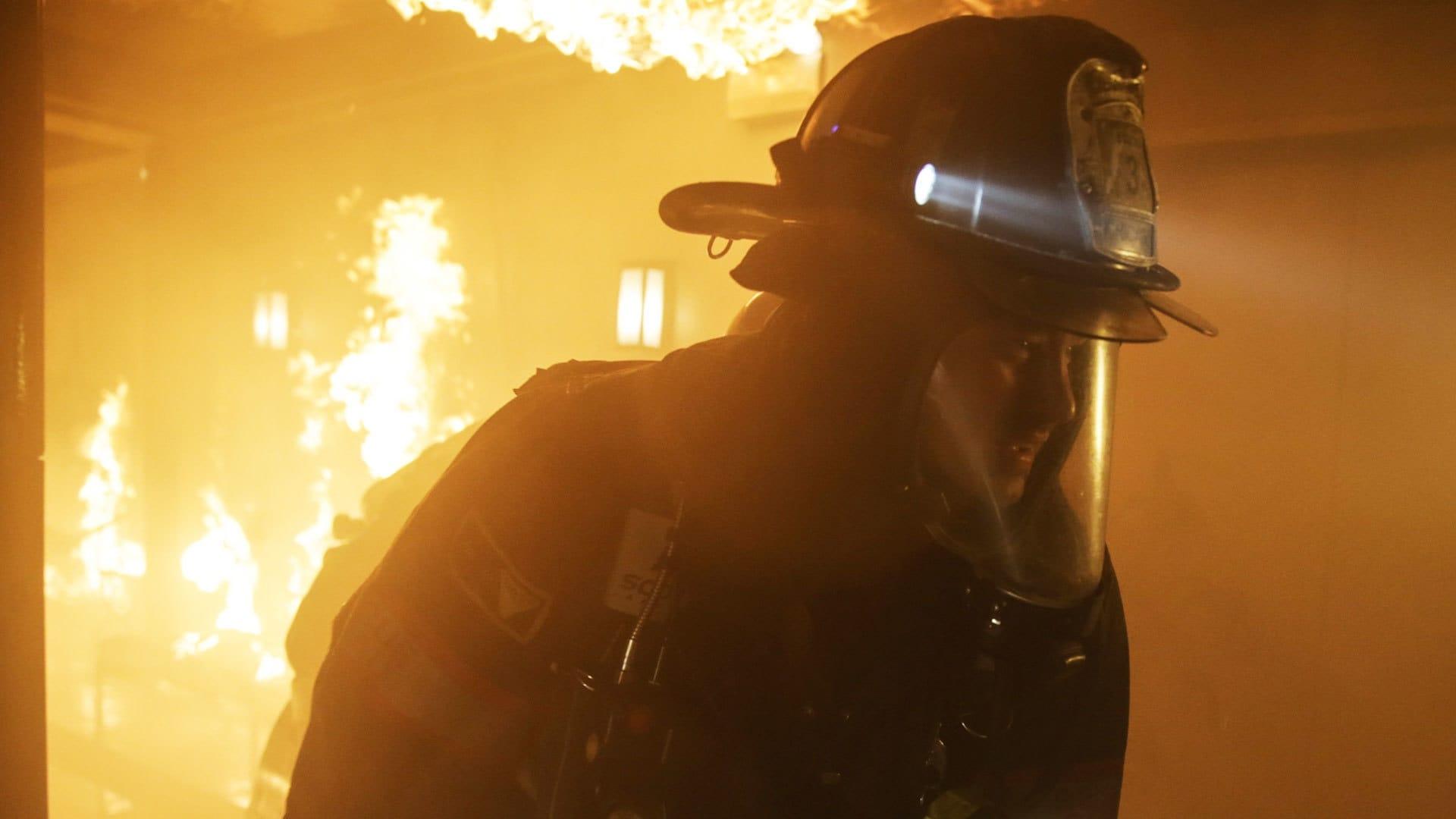 Chicago Fire Season 2 :Episode 15  Augen auf, Mund zu