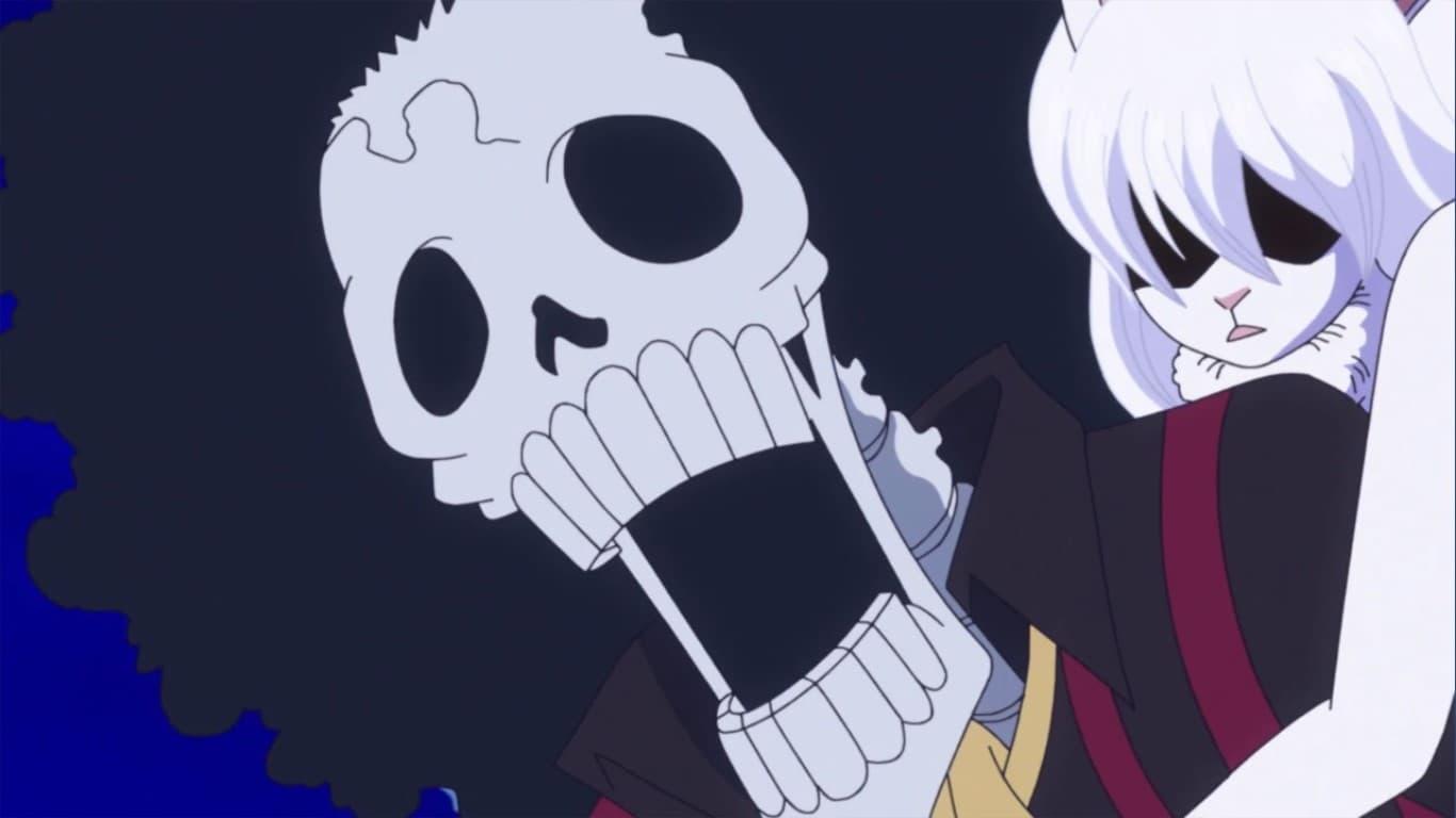 One Piece Season 19 :Episode 863  Break Through - Straw Hat Crew's Great Naval Battle!