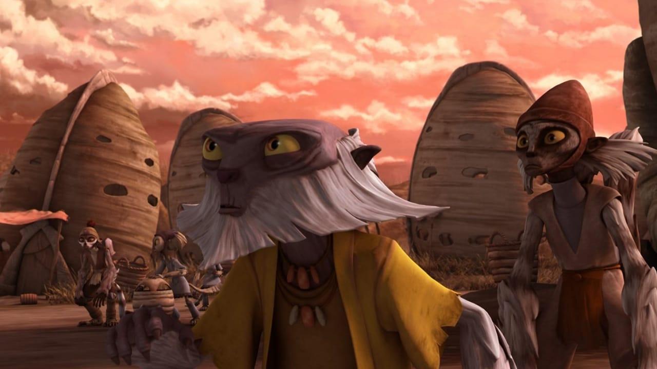 Star Wars: The Clone Wars - Season 1 Episode 14 : Defenders of Peace
