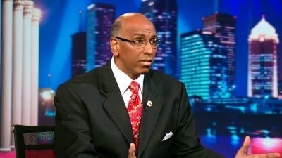 Season 17 :Episode 145  Michael Steele