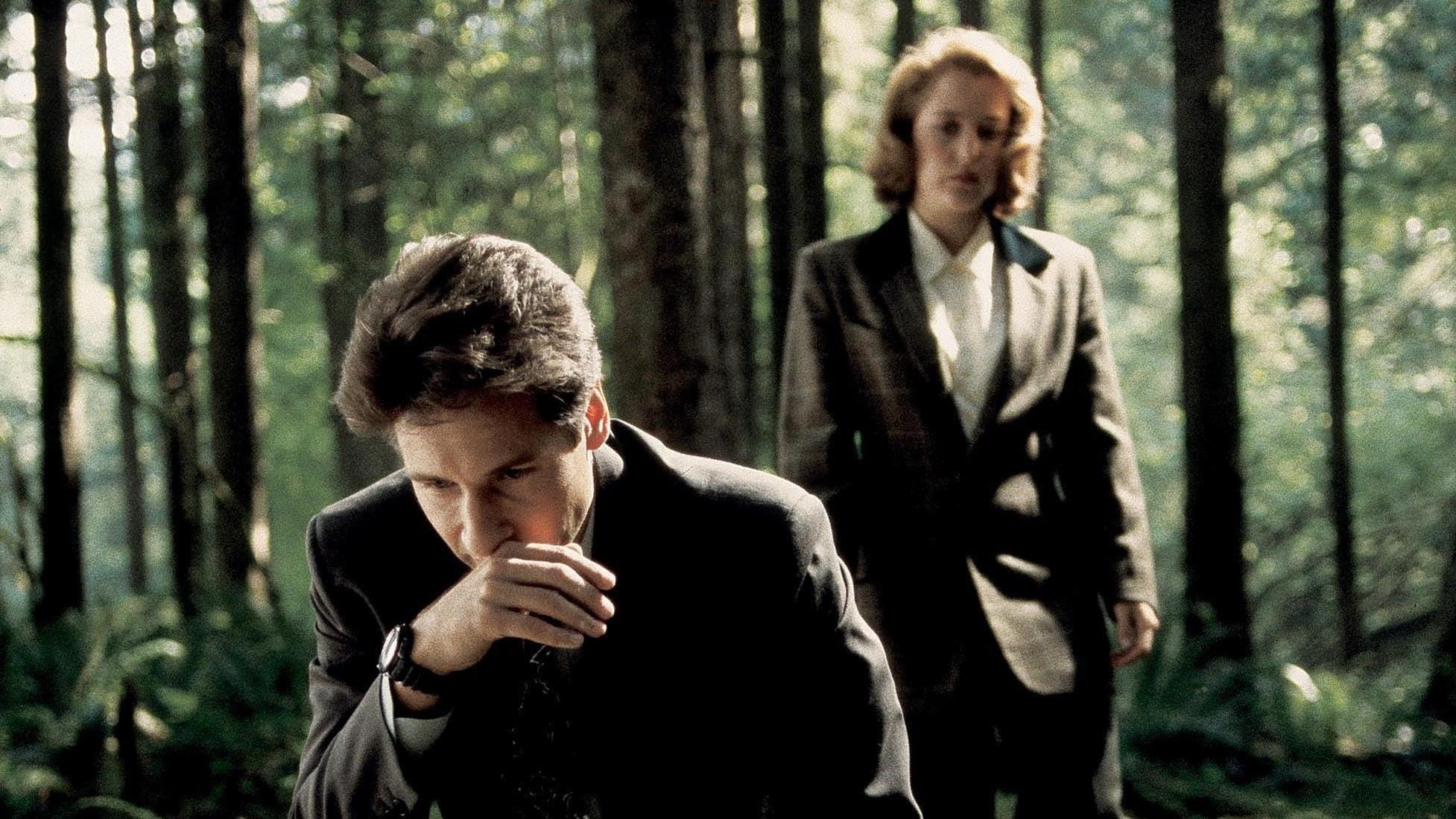 The X-Files Season 1 :Episode 4  Conduit