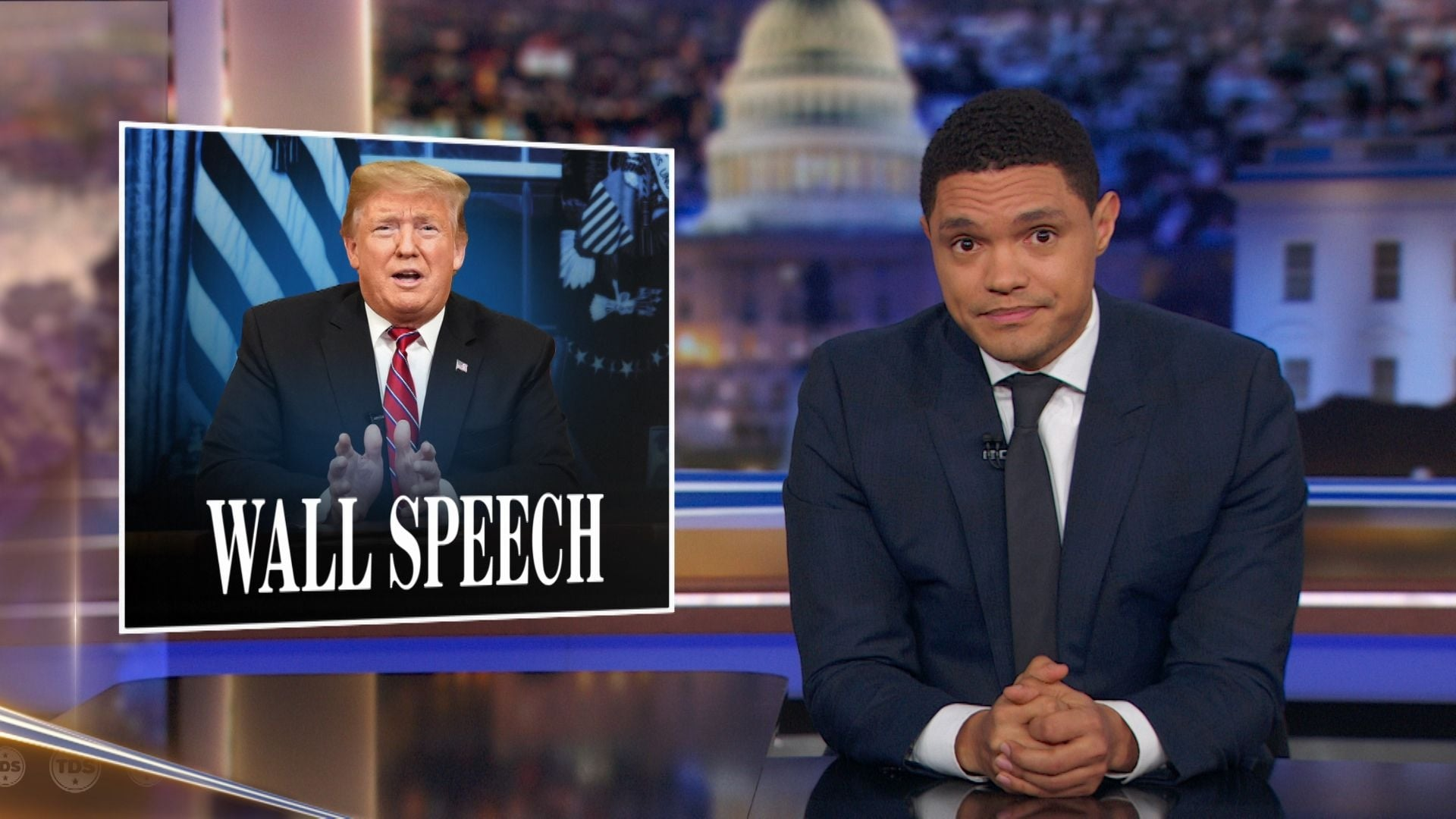 The Daily Show with Trevor Noah Season 24 :Episode 41  Barry Jenkins