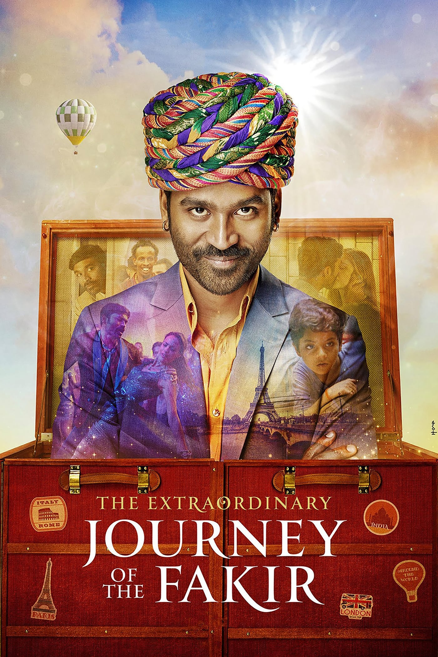 image for The Extraordinary Journey of the Fakir