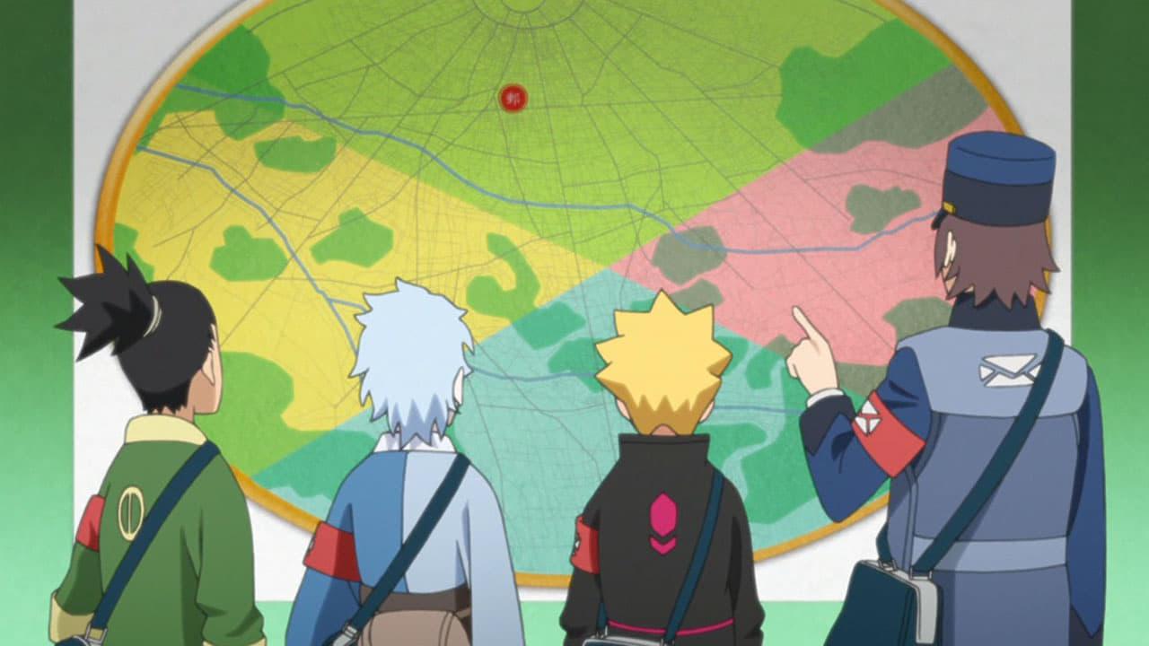 Boruto: Naruto Next Generations Season 1 :Episode 11  The Shadow of the Mastermind