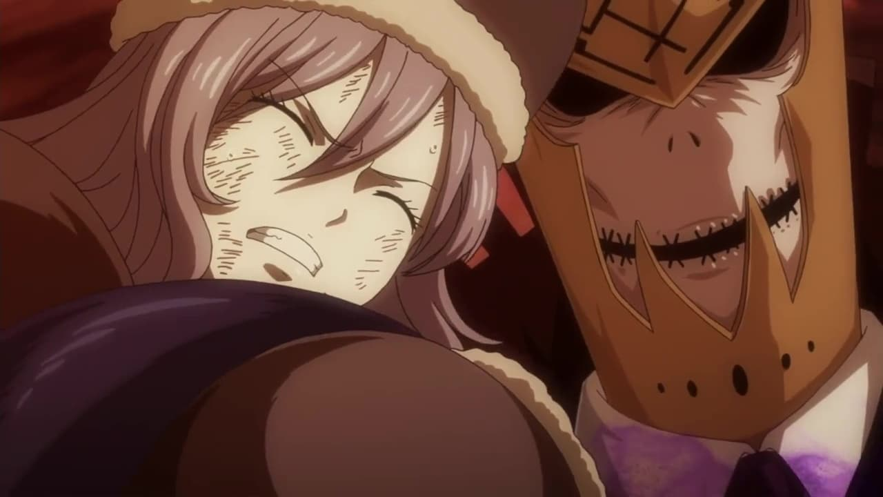 Fairy Tail - Season 6 Episode 27 : Tartaros Chapter - A Silver Wish