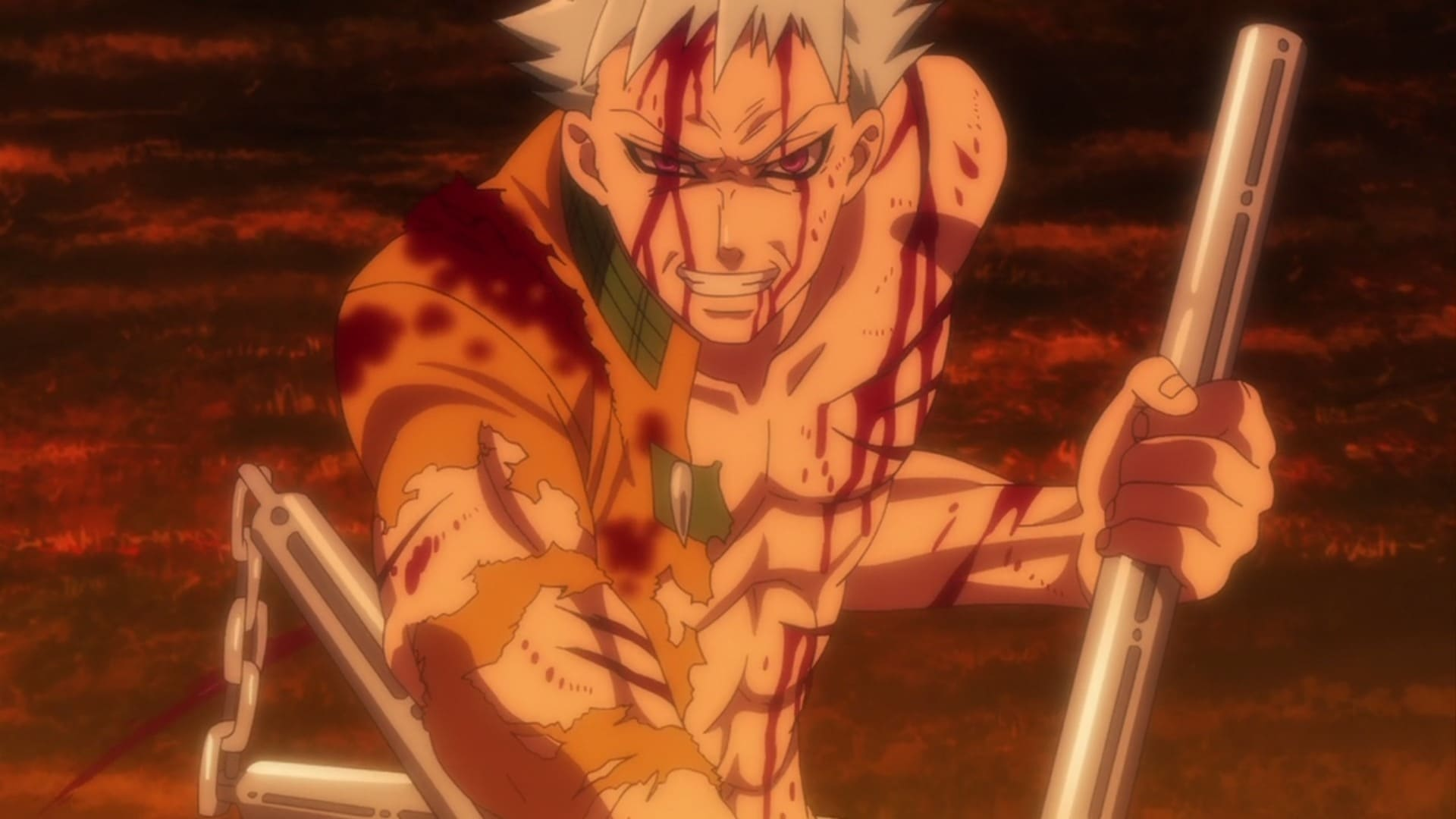 The Seven Deadly Sins Season 1 :Episode 8  Dreadful Pursuer