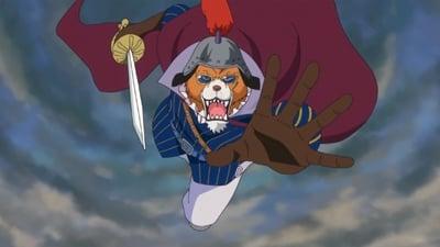 One Piece Season 18 :Episode 759  Ruler of Night - Nekomamushi Appears