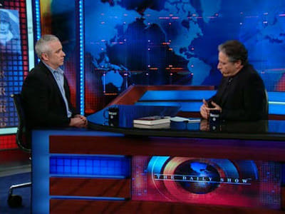 The Daily Show with Trevor Noah Season 14 :Episode 5  Maxwell Kennedy