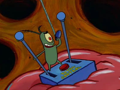 SpongeBob SquarePants Season 1 :Episode 7  Plankton!