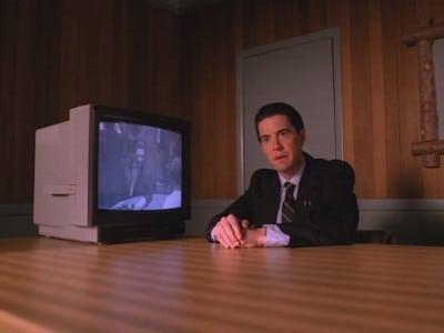 Twin Peaks Season 2 :Episode 10  Dispute Between Brothers
