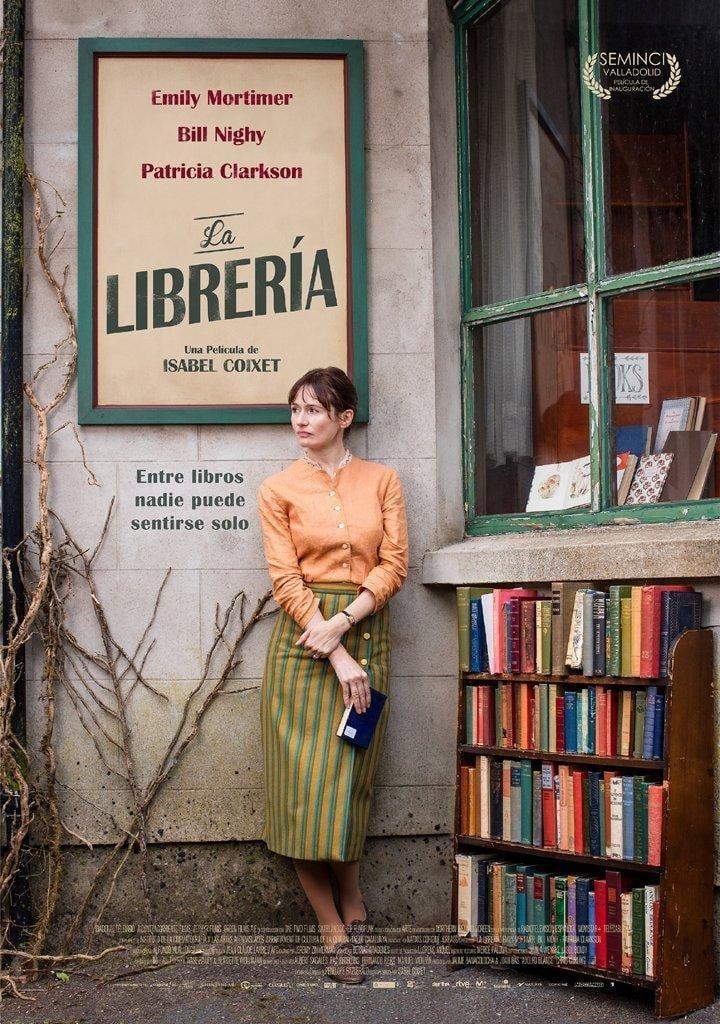 Póster La librería