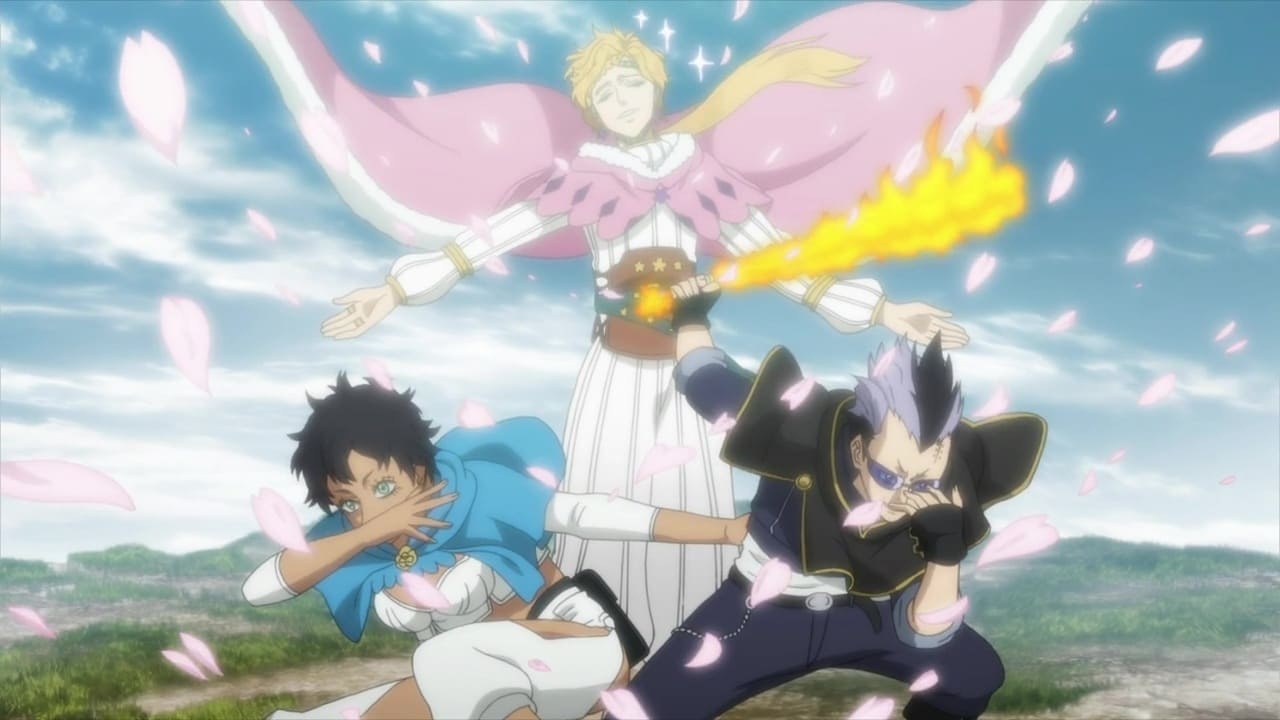 Black Clover Season 1 :Episode 75  Fierce Battle