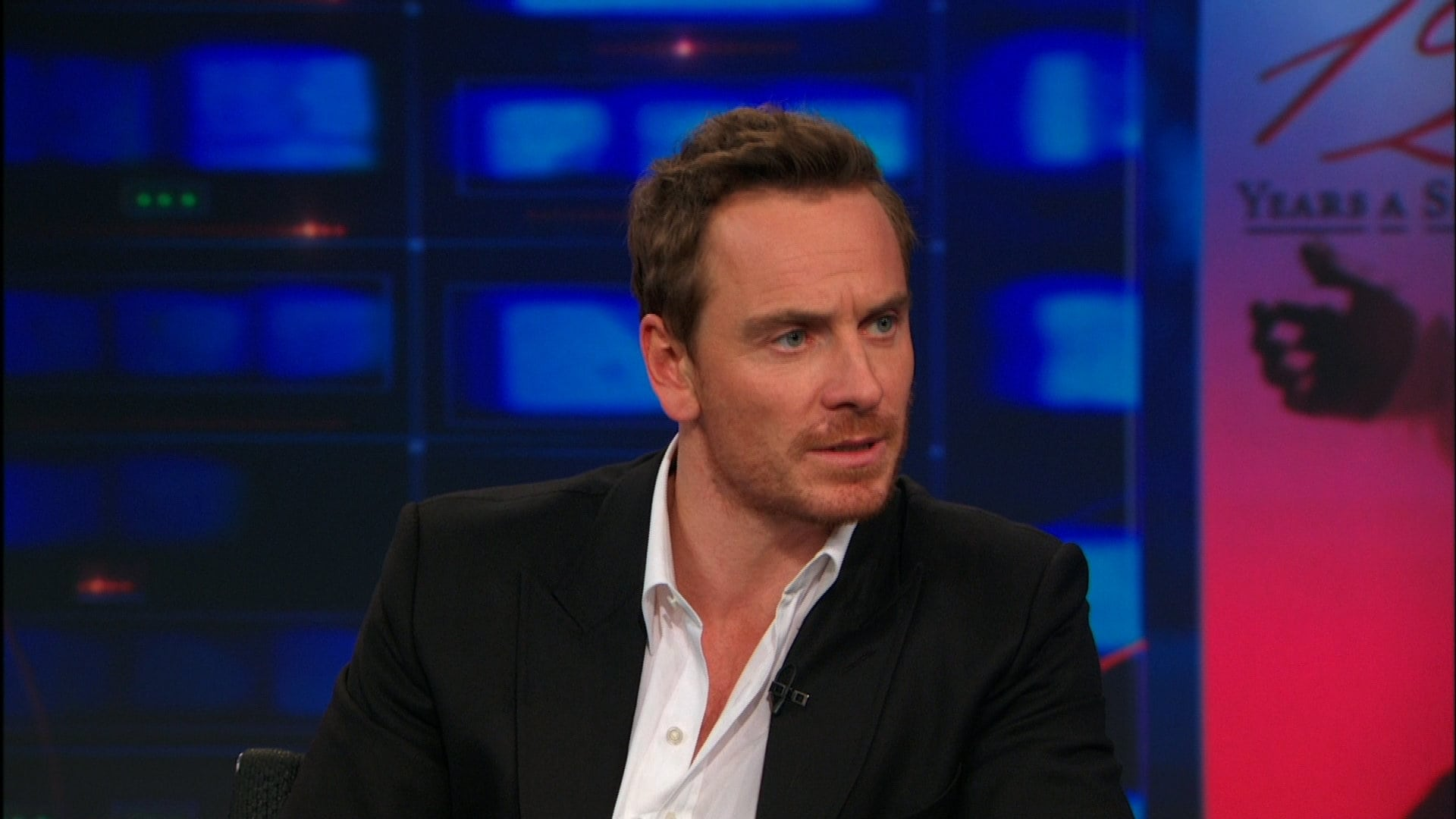 The Daily Show with Trevor Noah Season 19 :Episode 7  Michael Fassbender