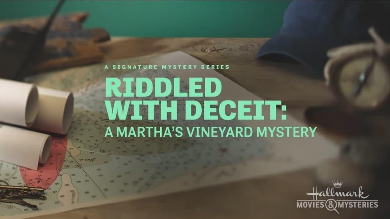 Riddled with Deceit: A Martha's Vineyard Mystery
