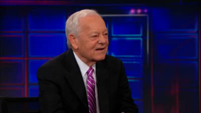The Daily Show with Trevor Noah Season 18 :Episode 44  Bob Schieffer