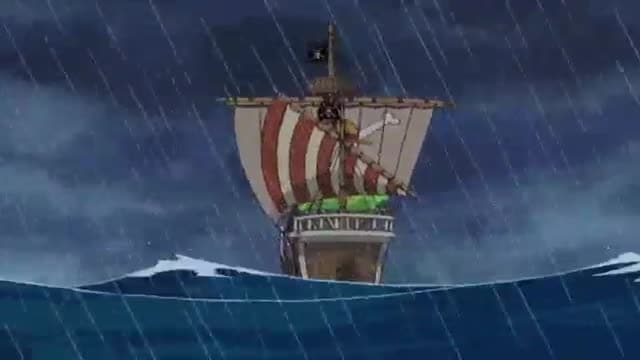 One Piece Season 1 :Episode 61  An Angry Showdown! Cross the Red Line!