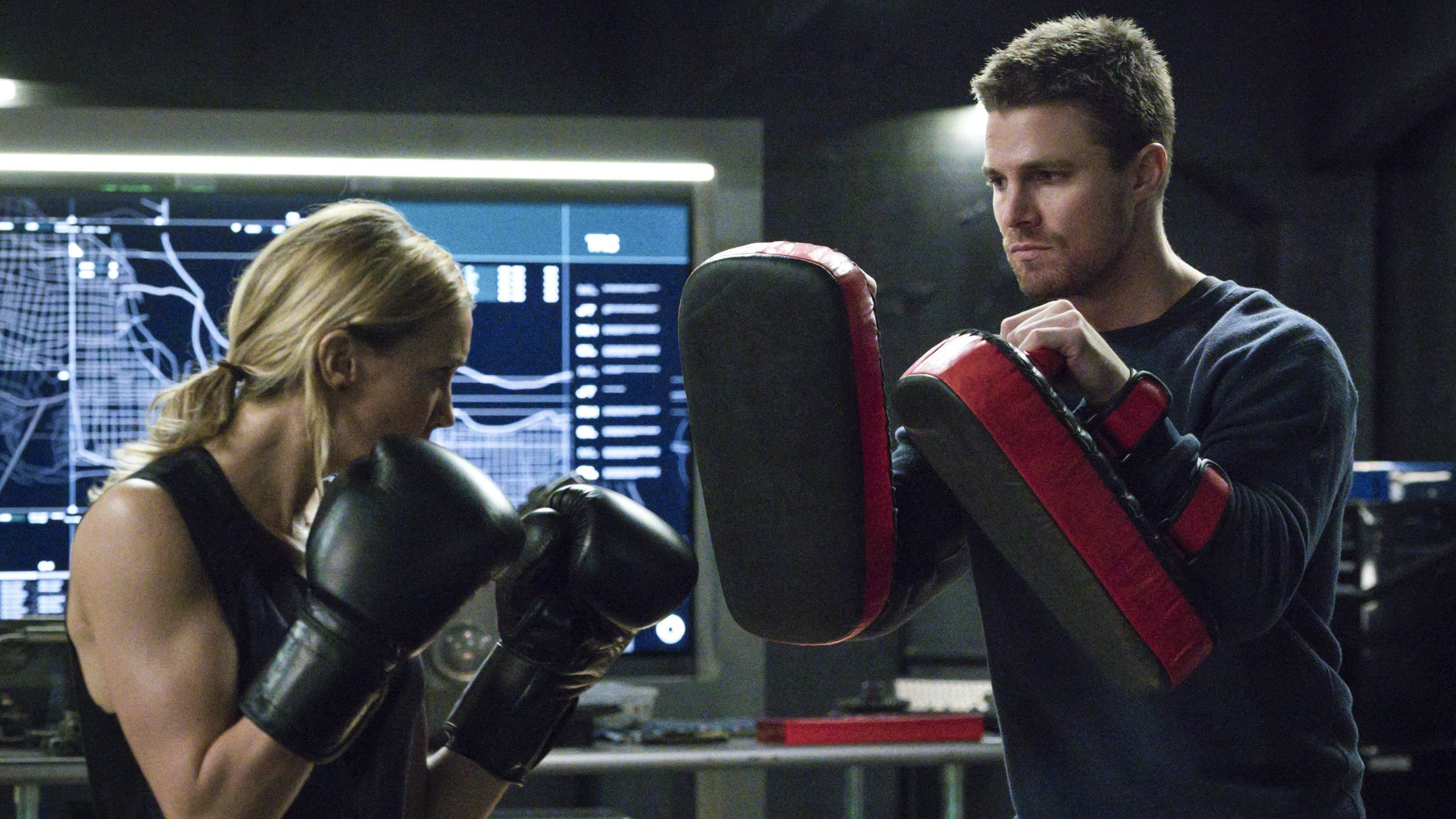 Arrow Season 4 :Episode 11  Vertrauenssache