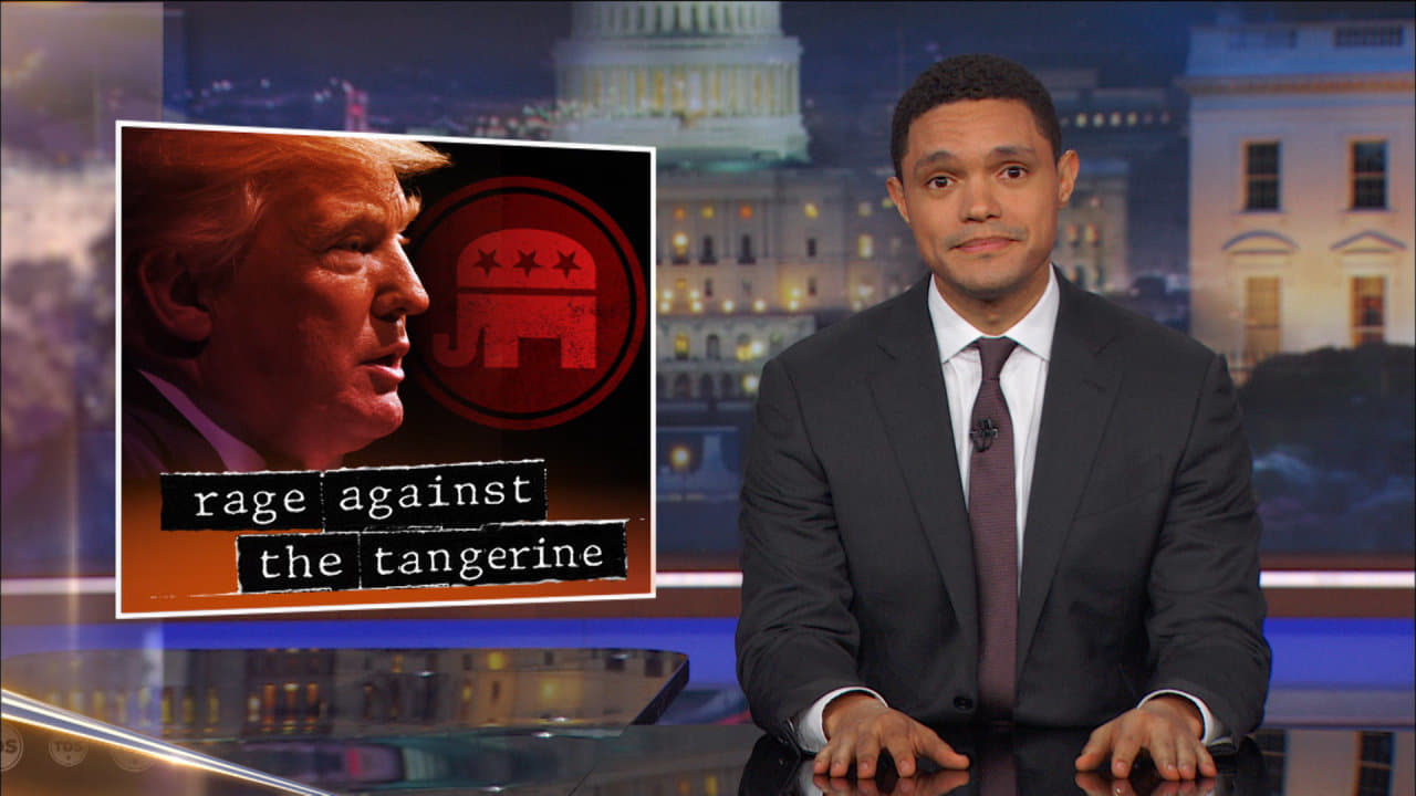 The Daily Show with Trevor Noah Season 23 :Episode 11  Maggie Gyllenhaal