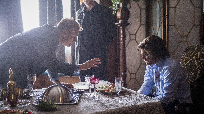 Arrow Season 5 :Episode 7  Der Rächer