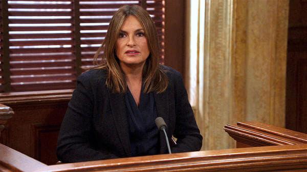 Law & Order: Special Victims Unit Season 20 :Episode 7  Caretaker
