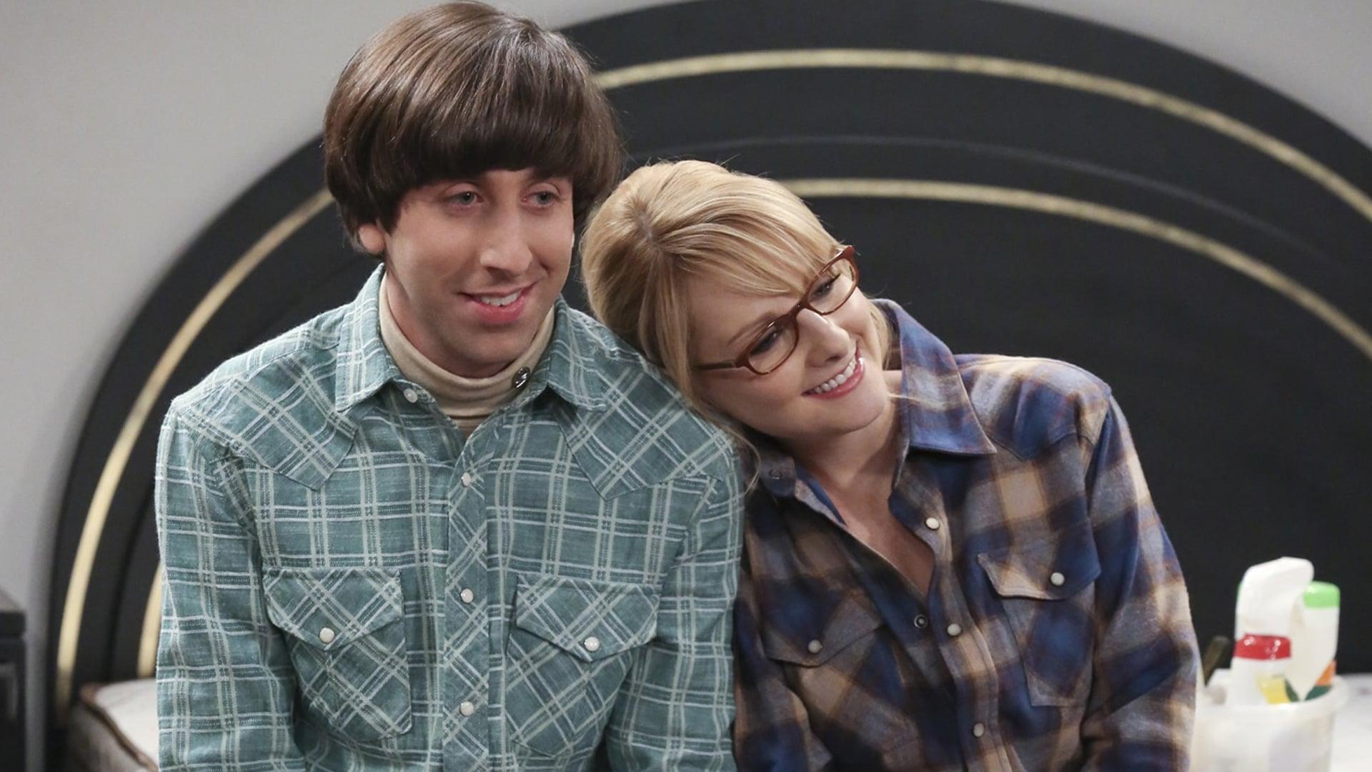 The Big Bang Theory Season 9 :Episode 12  The Sales Call Sublimation
