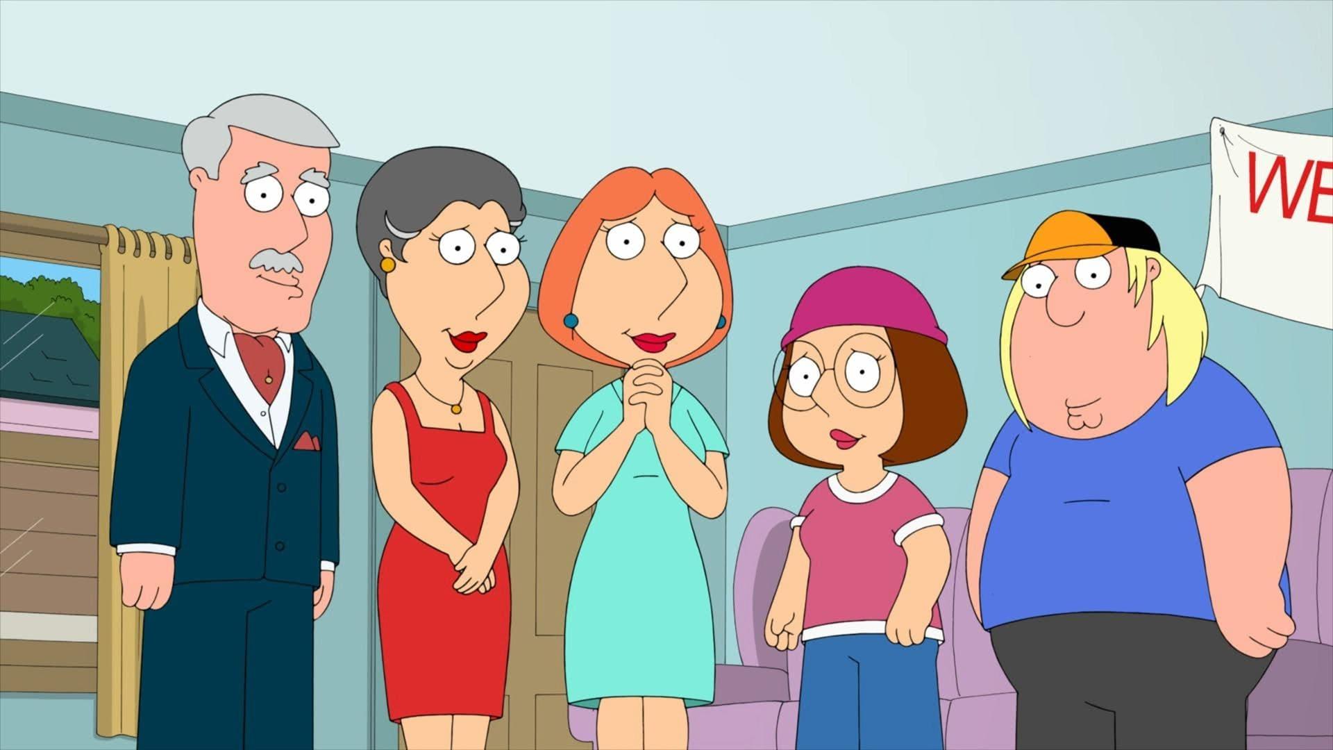 Family Guy Season 11 :Episode 5  Joe's Revenge
