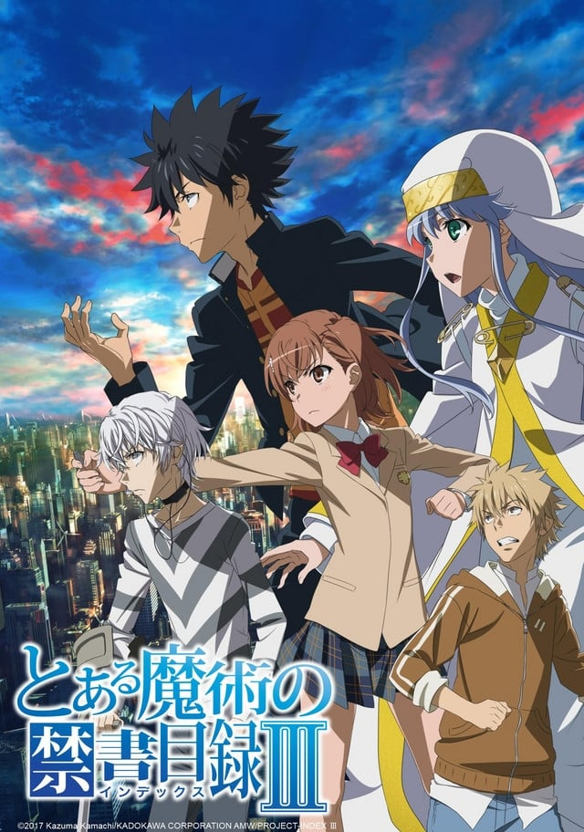 A Certain Magical Index Season 3