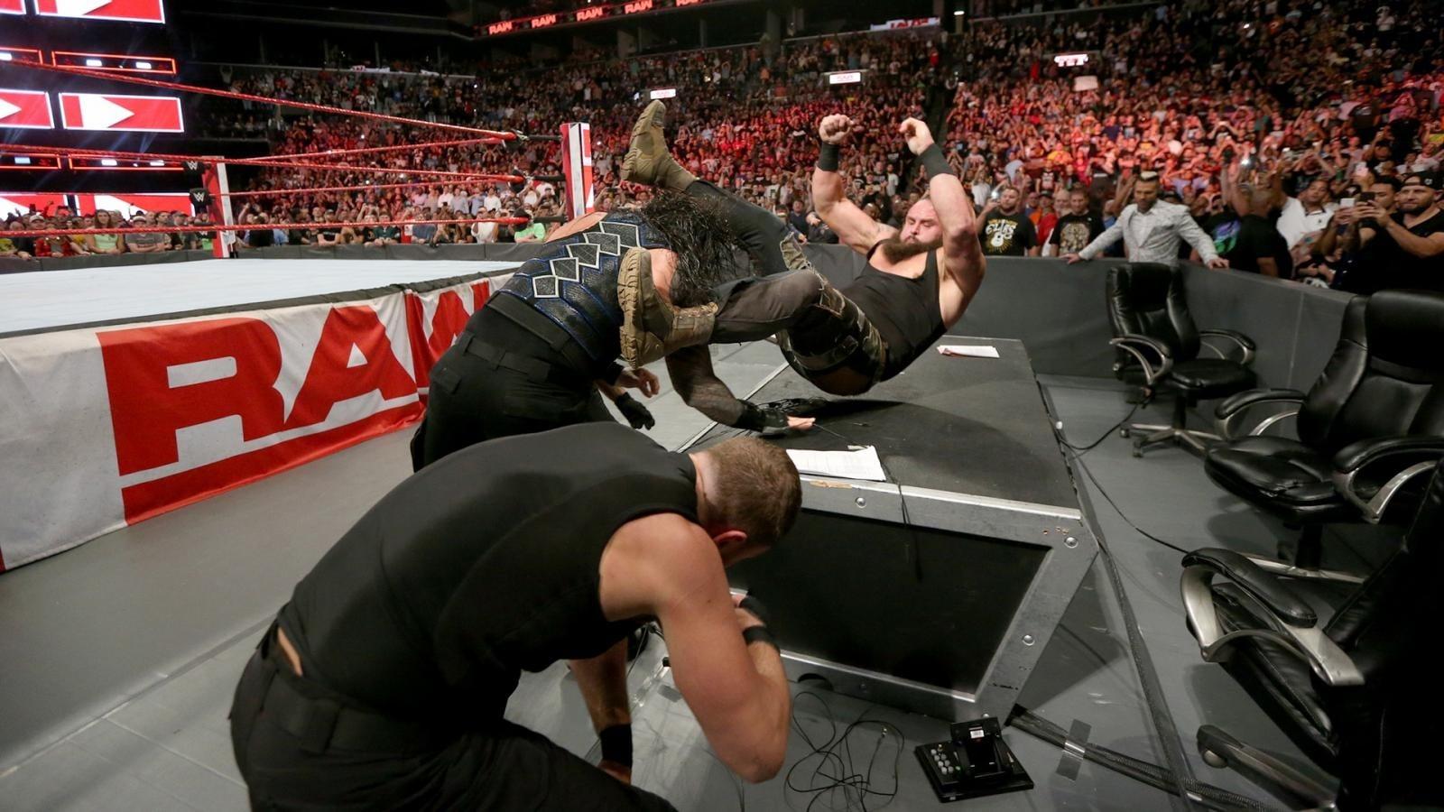 WWE Raw Season 26 :Episode 34  August 20, 2018 (Brooklyn, NY)