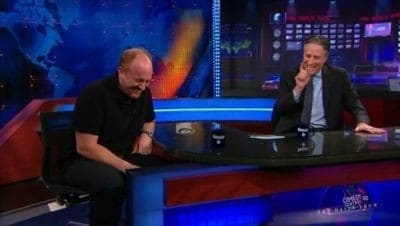 The Daily Show with Trevor Noah Season 15 :Episode 78  Louis C.K.