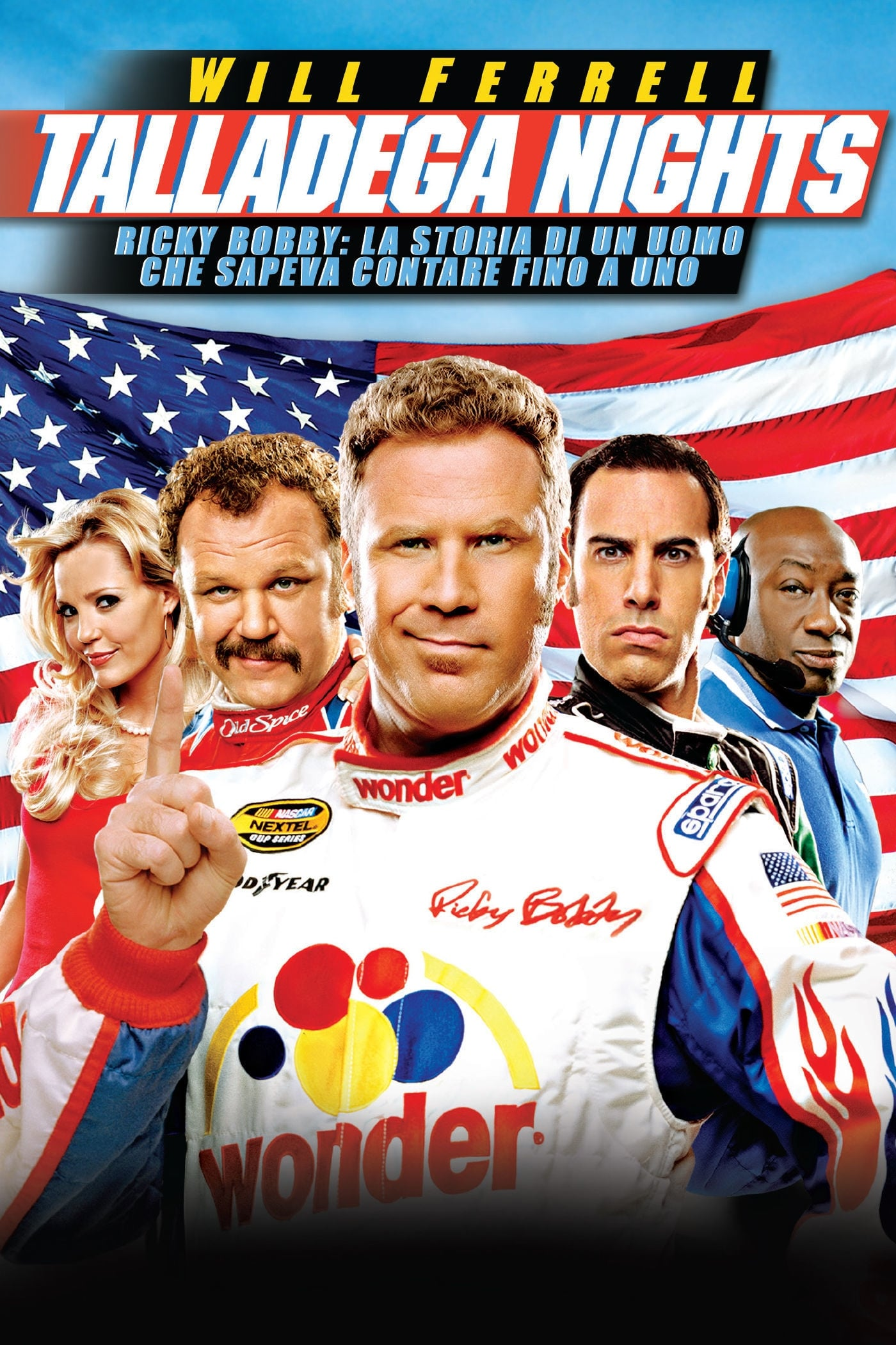 watch talladega nights the ballad of ricky bobby trailer. Black Bedroom Furniture Sets. Home Design Ideas