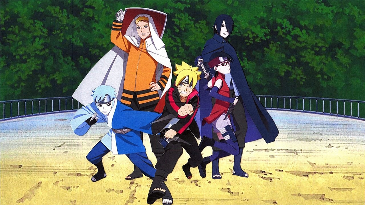 Boruto: Naruto Next Generations Season  Episode