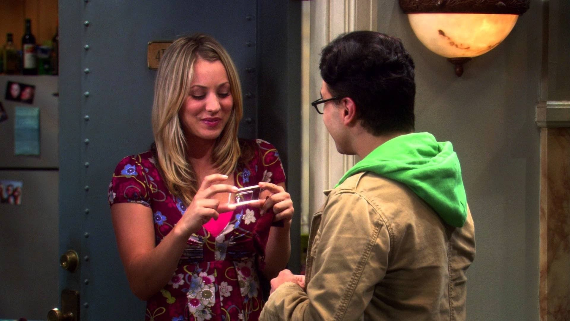 The Big Bang Theory Season 3 :Episode 1  The Electric Can Opener Fluctuation