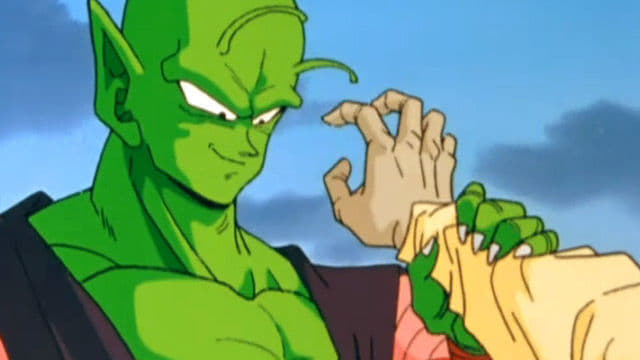 Dragon Ball Z Kai Season 3 :Episode 10  Piccolo's Assault! Android 20 and the Twisted Future!