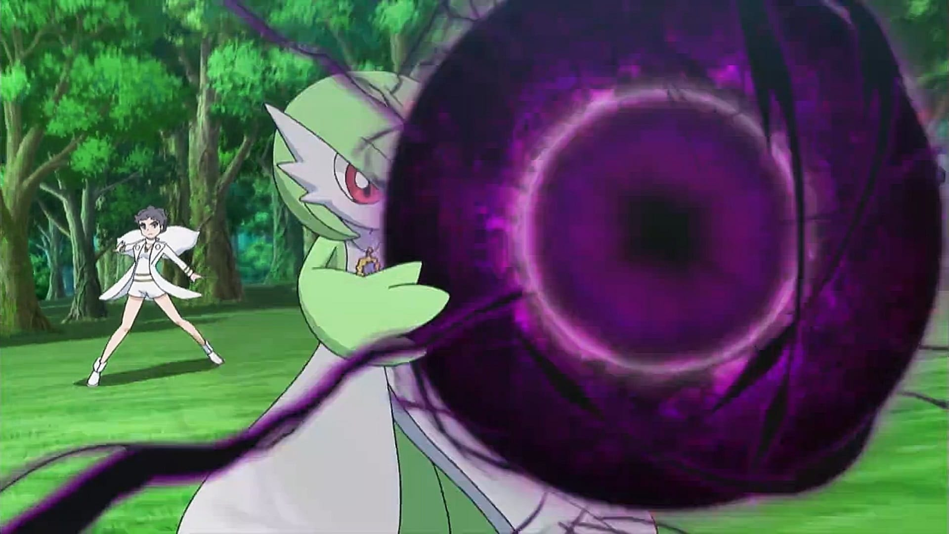 Pokémon Season 19 :Episode 25  Championing a Research Battle!