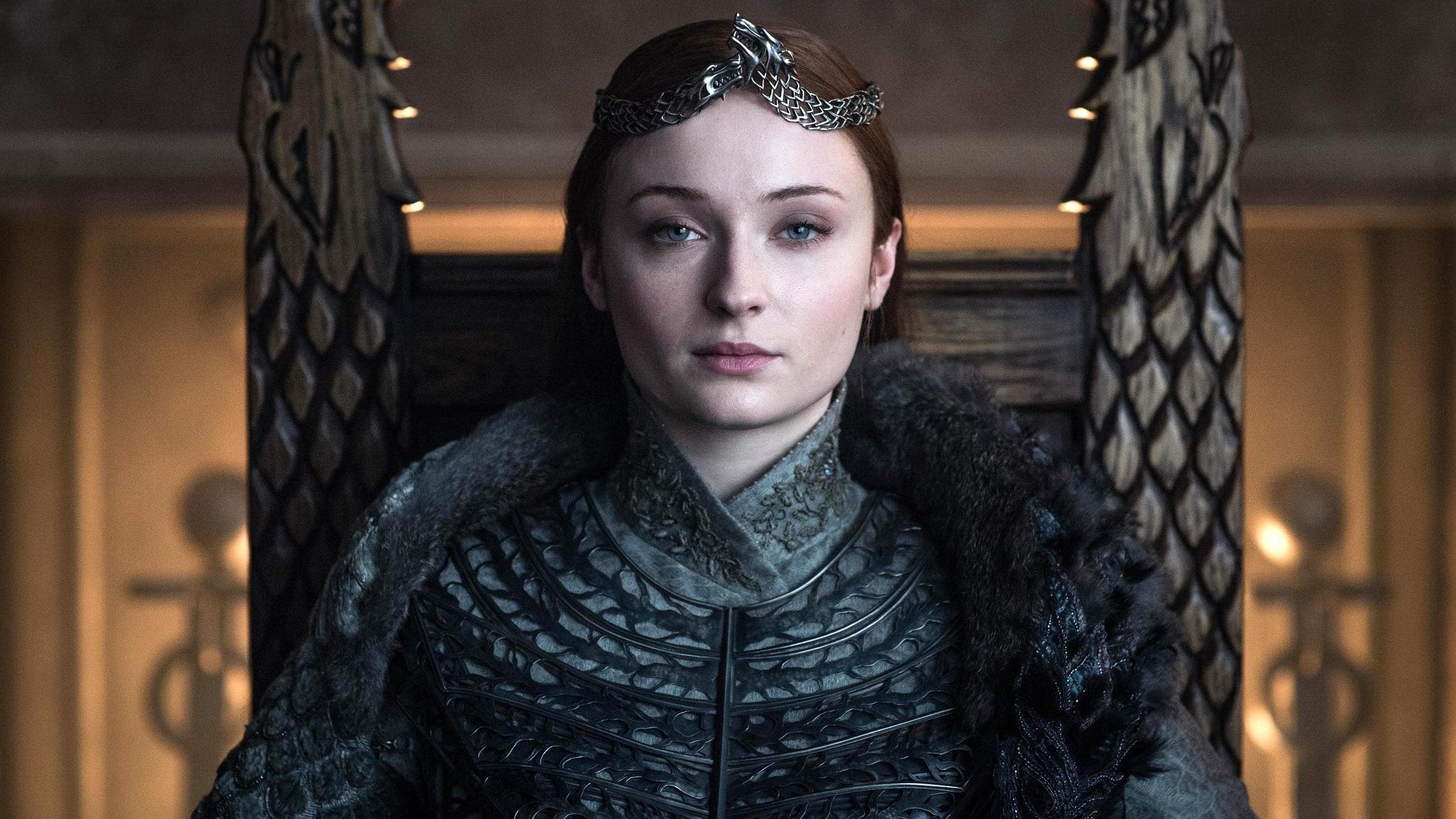 Game of Thrones Season 8 :Episode 6  Der Eiserne Thron