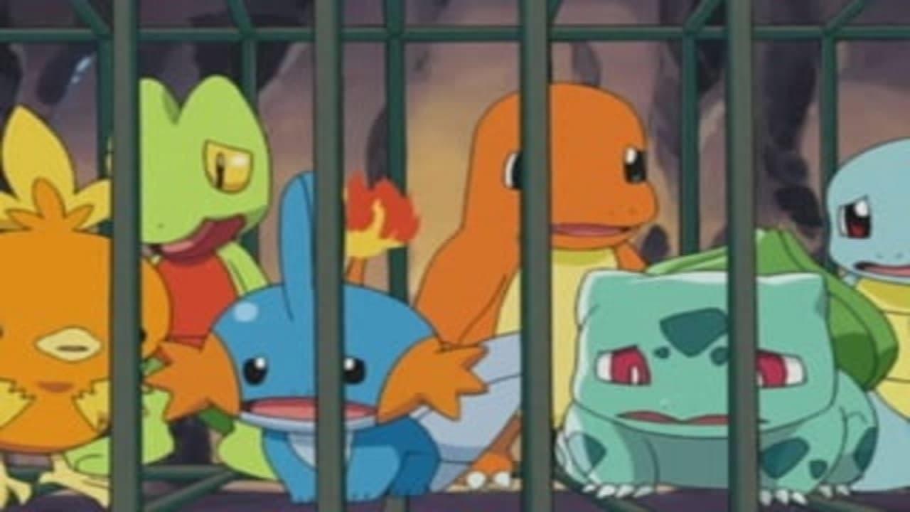 Pokémon Season 7 :Episode 31  A Six Pack Attack!